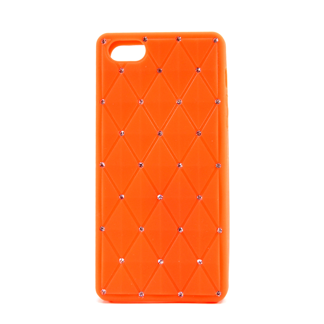 Dasein® Flexible Rhinestone Accent Case for iPhone 5