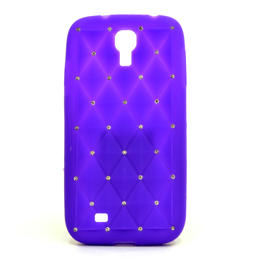 Dasein® Flexible Rhinestone Accent Case for Samsung Galaxy S4