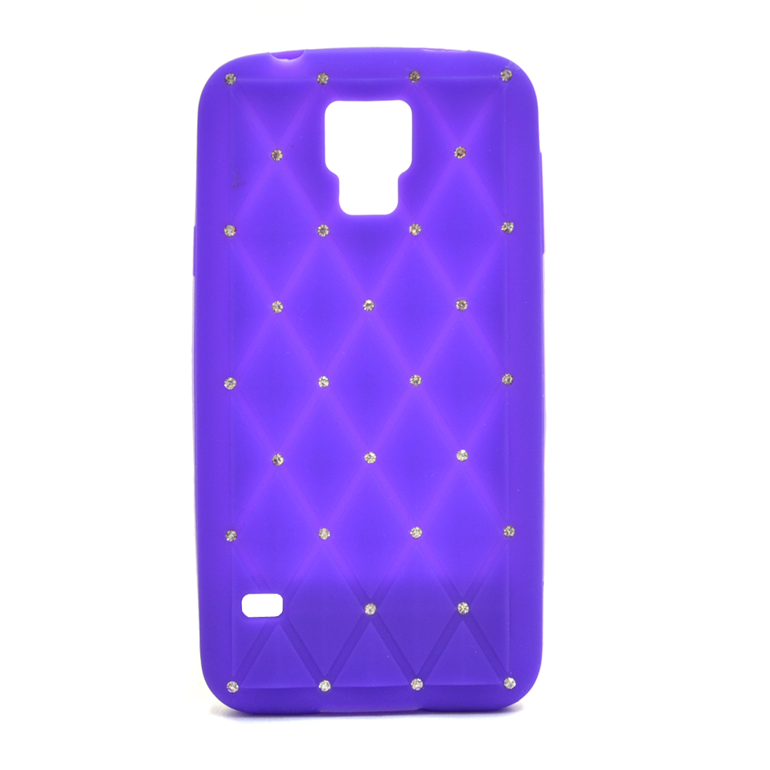 Dasein® Flexible Rhinestone Accent Case for Samsung Galaxy S5