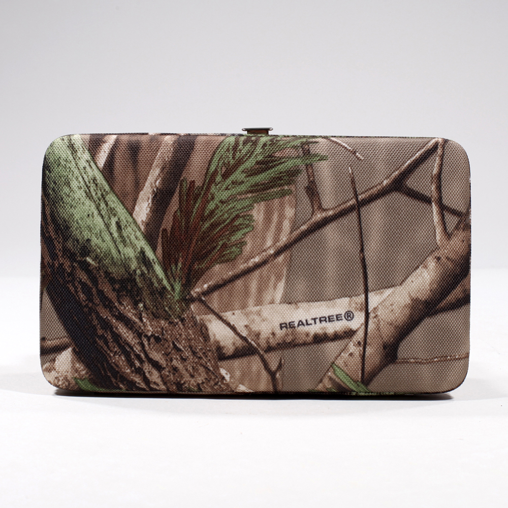 Realtree® Camouflage Frame Structure Wallet