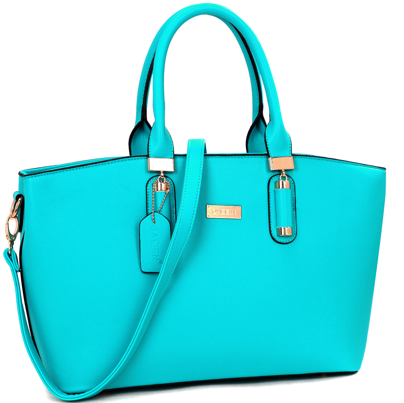 Fashion Faux Leather Work Tote