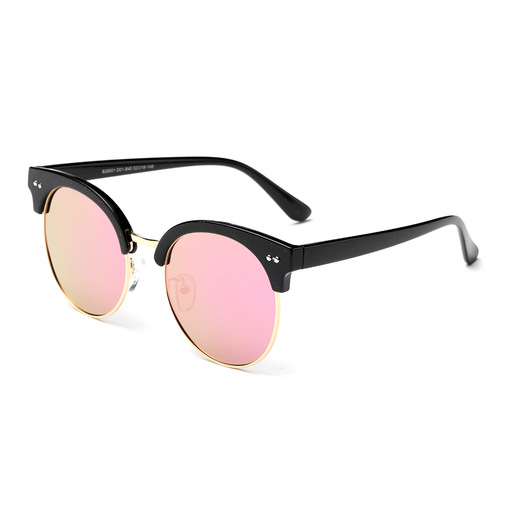 Polarized Wayfarer Mirrored Unisex Sunglasses