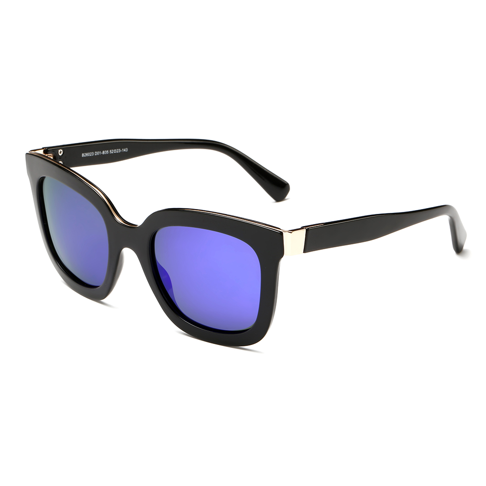 Thick Square Sunglasses