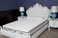 Dasein Memory Foam Mattress Topper -