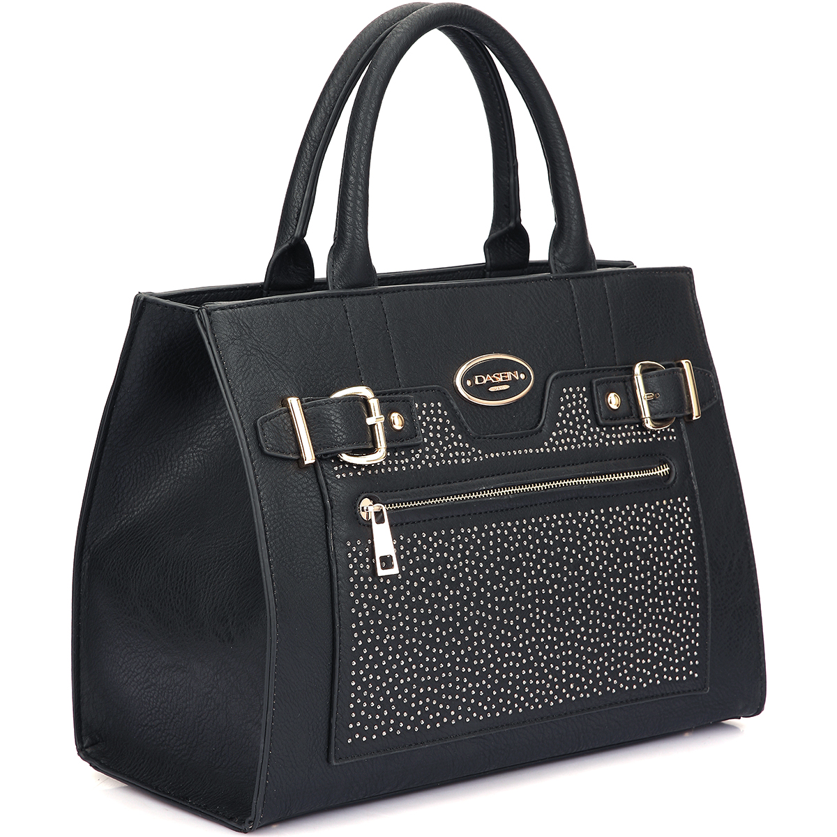 Dasein® Belted Medium Tote Bag