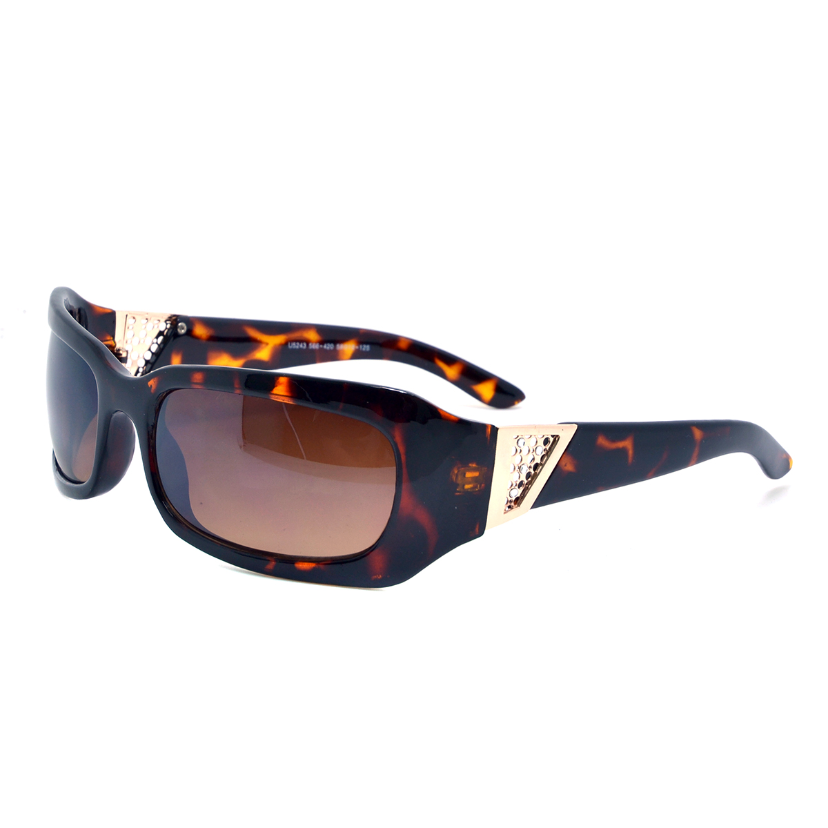 Dasein Rectangle Men's Sunglasses
